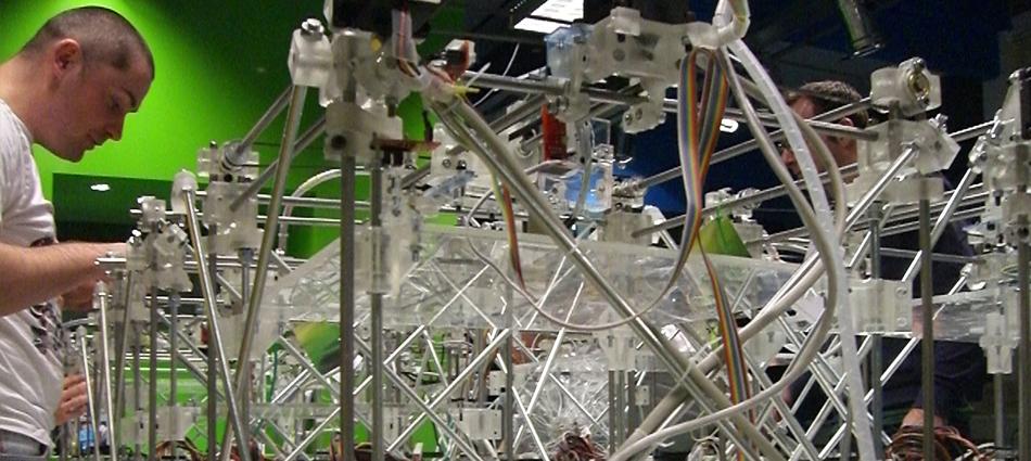 REPRAP MASTERCLASS | protospace utrecht