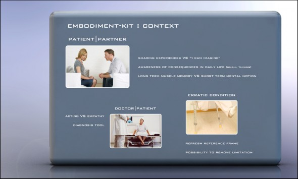 embodiment kit context
