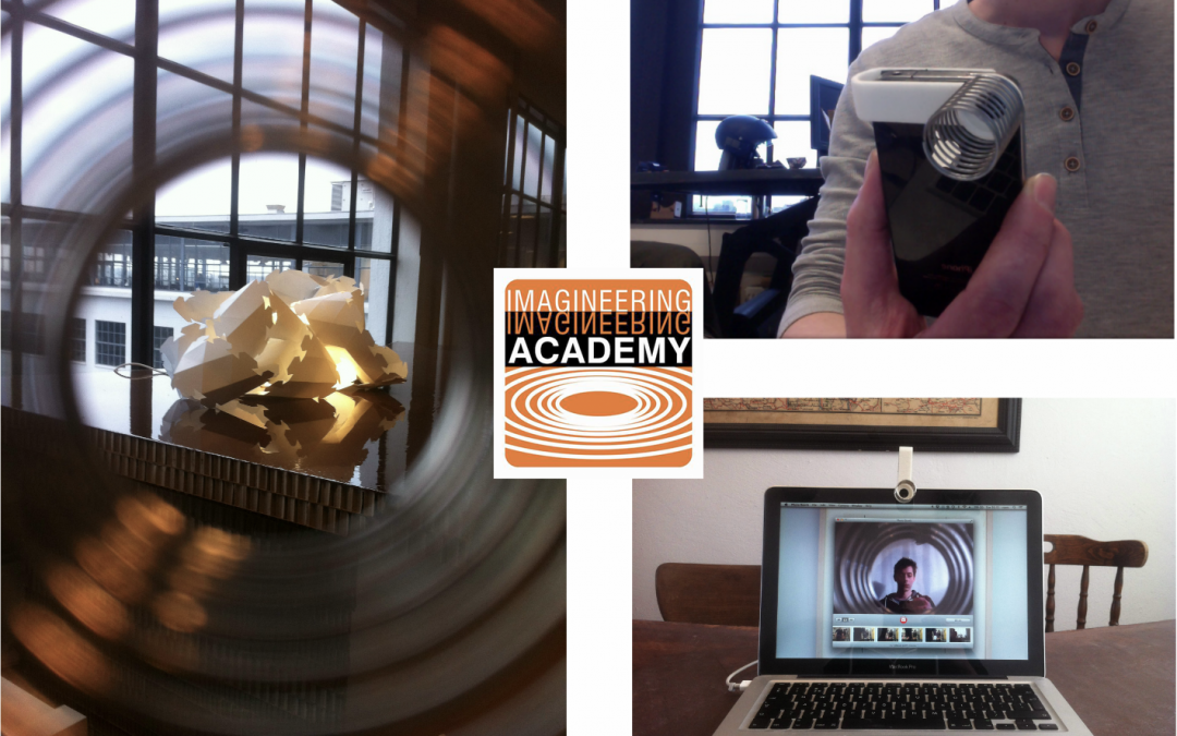 IMA FRAME | Imagineering Academy