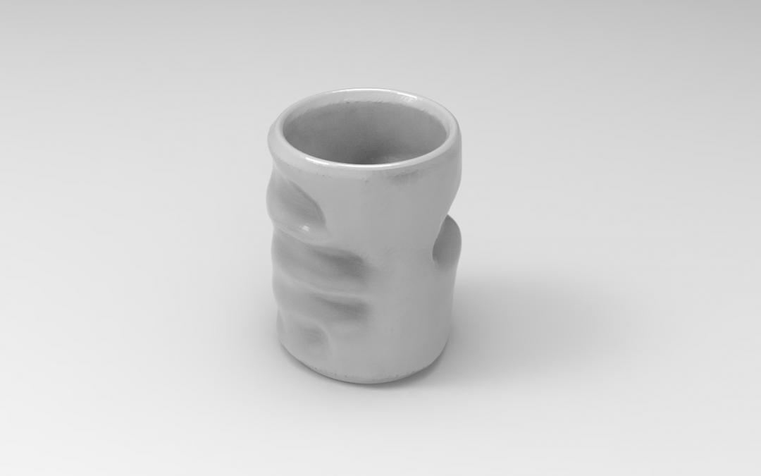 R'HONEST | grip mug