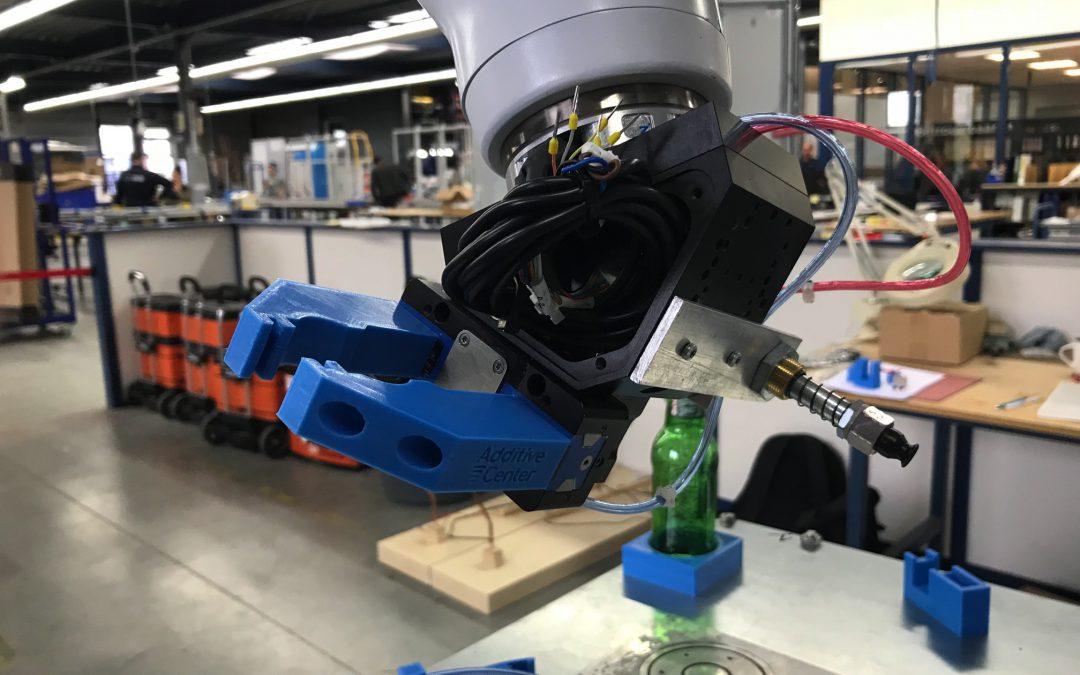 ADDITIVE CENTER | robot grippers