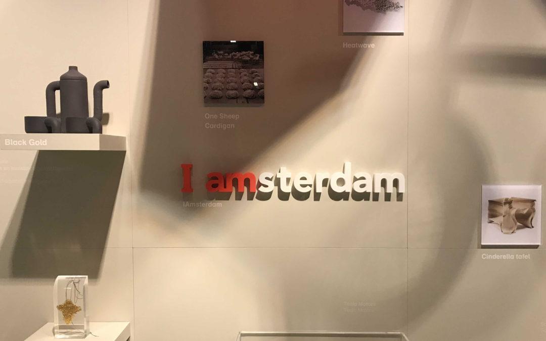 CUBE DESIGN MUSEUM | IAMsterdam